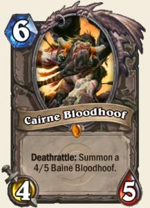 Cairne Bloodhoof