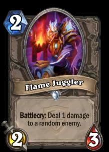 Flame Juggler