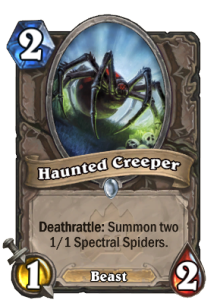 Haunted Creeper