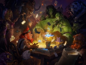 Teams in Hearthstone