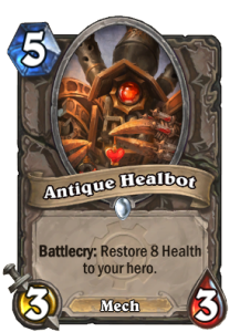 Antique Healbot